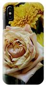 Bouquet With Rose IPhone Case