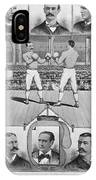 Boxing: American Champions IPhone Case