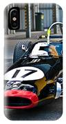 Brabham Bt6 Front View IPhone Case
