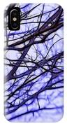 Branches In Winter IPhone Case