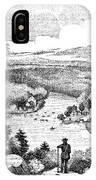Brandywine Battlefield IPhone Case