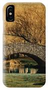 Bridge From The Past IPhone Case