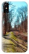 Bridge Number 2 Along The Delaware Canal IPhone Case