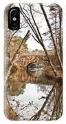 Bridge Reflections IPhone Case
