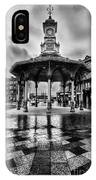 Bridgeton Cross Bandstand Glasgow IPhone Case