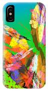 Bright Elusive Butterflys Of Love IPhone Case