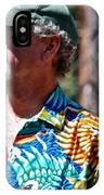 Bright Shirt IPhone Case