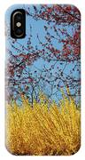 Brightly Comes The Spring IPhone Case