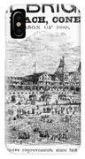 Brighton Beach Hotel, 1880 IPhone Case