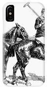 Brighton Polo Club, 1877 IPhone Case
