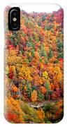 Brilliant Color Trees IPhone Case
