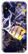 Brilliant Fish Aquarium IPhone Case