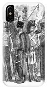 British Army, 1855 IPhone Case