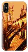 British Christian Cathedral  IPhone Case