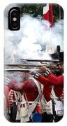 British Firing Line IPhone Case