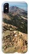 Brokeoff Mountain Scenery IPhone Case