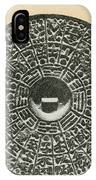 Bronze Compass, Ming Dynasty IPhone Case