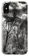 Brook Lake In The West Hylebos Wetlands IPhone Case