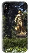 Brookgreen Golden Statue IPhone Case