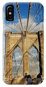 Brooklyn Bridge Summer IPhone Case