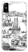 Brooklyn Ferry, C1765 IPhone Case