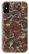 Brown Stone Abstract IPhone Case