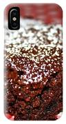 Brownie Focal Point IPhone Case