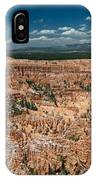 Bryce Canyon Panaramic IPhone Case