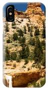 Bryce Water Canyon IPhone Case
