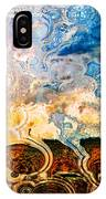 Bubble Landscape Abstract IPhone Case
