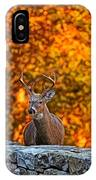Buck Digital Painting - 01 IPhone Case