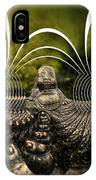 Buddha Fractal IPhone Case