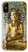 Buddha In Glass IPhone Case