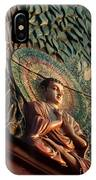 Buddha Relief IPhone Case