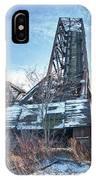 Buffalo Bridges 10624c IPhone Case