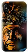 Buffalo Headdress IPhone Case