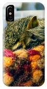 Bug In A Rug IPhone Case