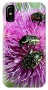 Bugfest IPhone Case