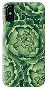 Bunch Of Artichokes IPhone Case