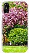 Bursting Blossoms IPhone Case