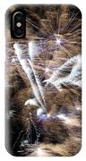Bursting In Air Two IPhone Case