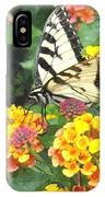 Butterfly Dining Bdwc IPhone Case