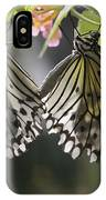 Butterfly Duo IPhone Case