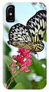 Butterfly Glow IPhone Case