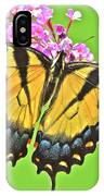 Butterfly In Candyland IPhone Case