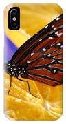 Butterfly Nectar IPhone Case