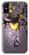 Butterfly Paradise IPhone Case