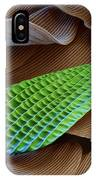 Butterfly Wing Scale Sem IPhone Case