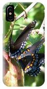 Butterfly4 IPhone Case