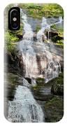 Buttermilk Falls Nj IPhone Case